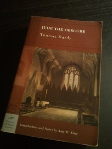 Jude the Obscure -- Thomas Hardy