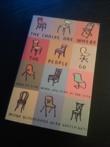 The Chairs Are Where the People Go -- Misha Glouberman and Sheila Heti