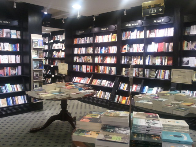 inside Hatchards